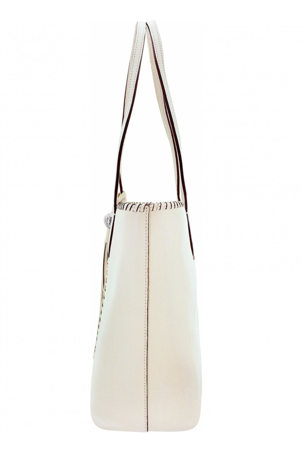 Brighton Gabrielle Medallion Tote - Side Cropped Image