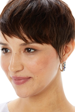 Brighton Halo Hoop Earrings - Alternate List Image