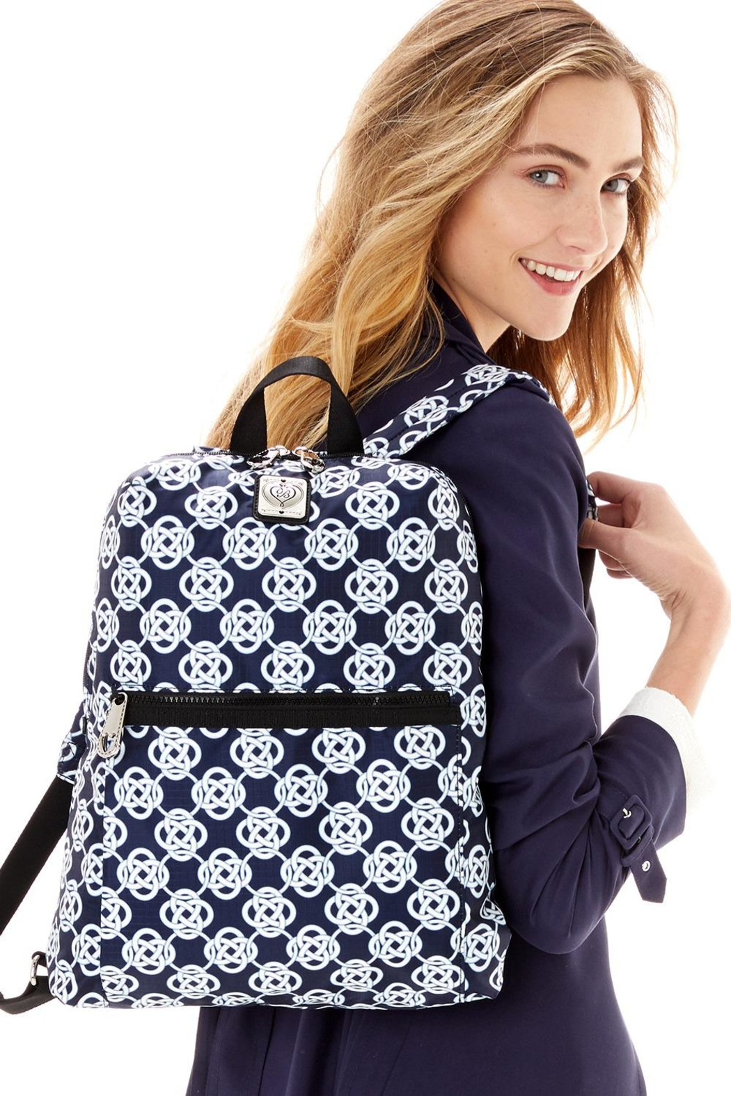 Brighton Happy Trails Backpack - Back Cropped Image