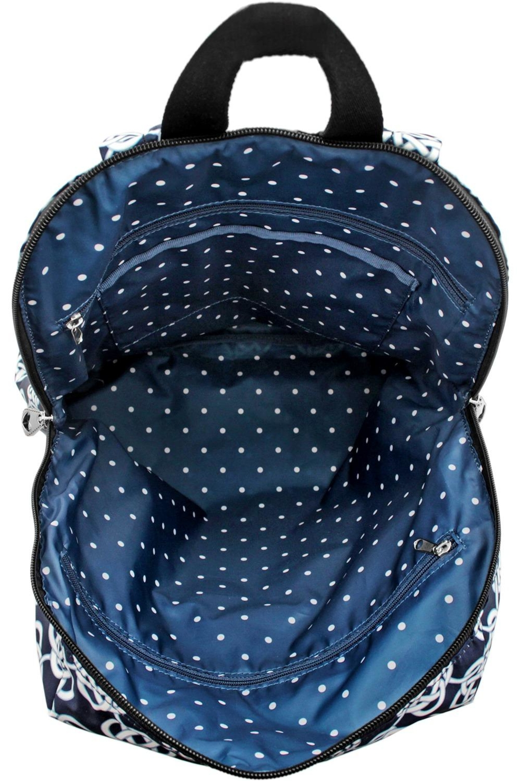 Brighton Happy Trails Backpack - Front Full Image