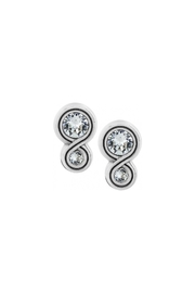 Brighton Infinity Sparkle Earrings - Product Mini Image
