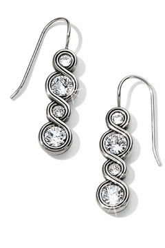 Brighton Infinity-Sparkle French-Wire Earrings - Alternate List Image