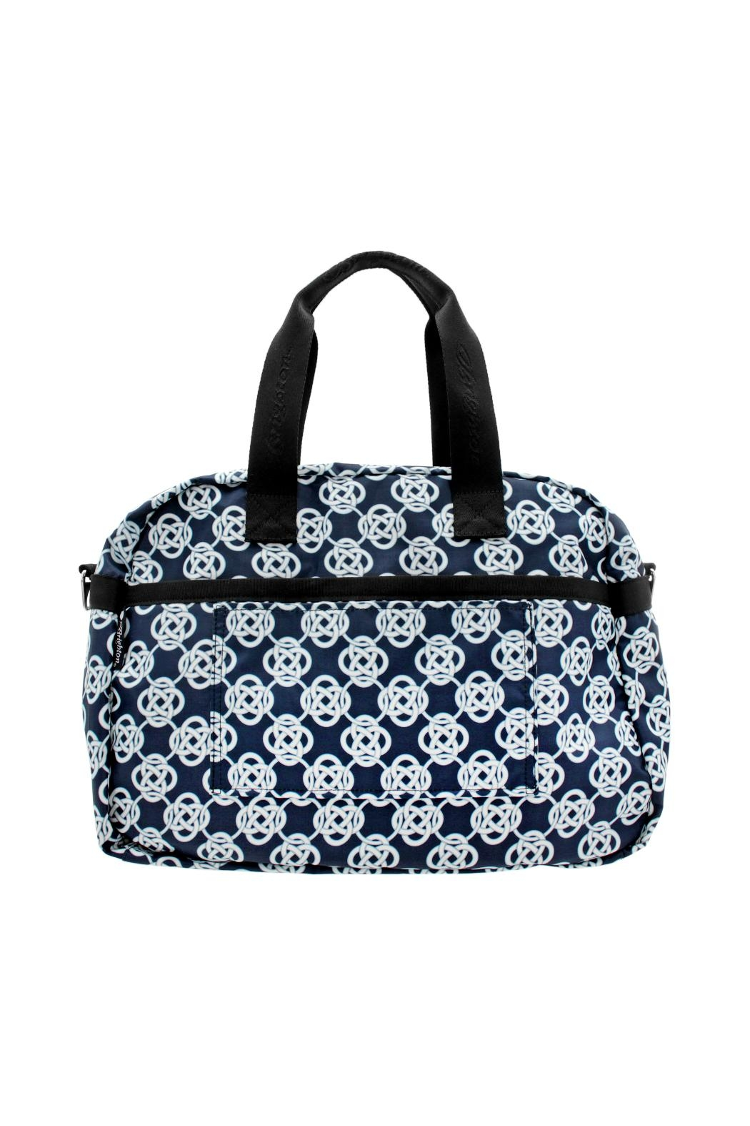 Brighton Jetsetter Duffel - Side Cropped Image