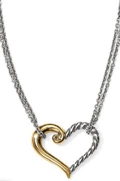 Shoptiques Product: Kindred Heart Necklace