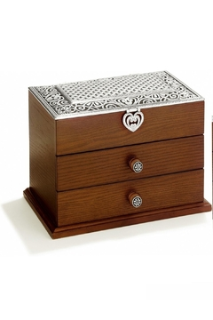 Shoptiques Product: Lacie Daisy Jewelry Chest