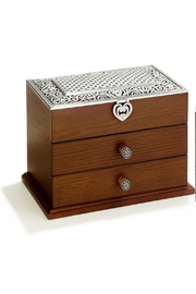 Brighton Lacie Daisy Jewelry Chest - Front cropped
