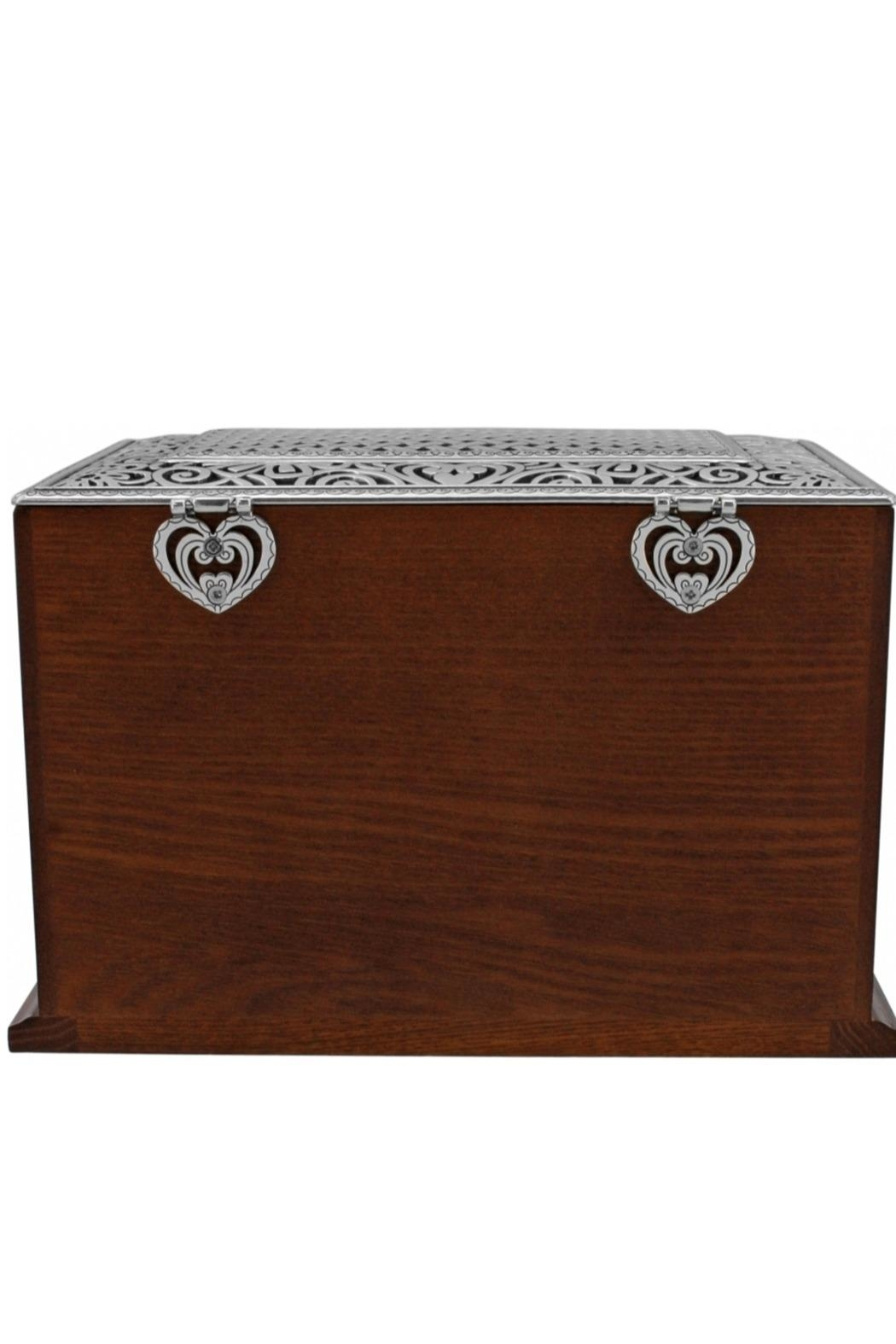Brighton Lacie Daisy Jewelry Chest - Side Cropped Image