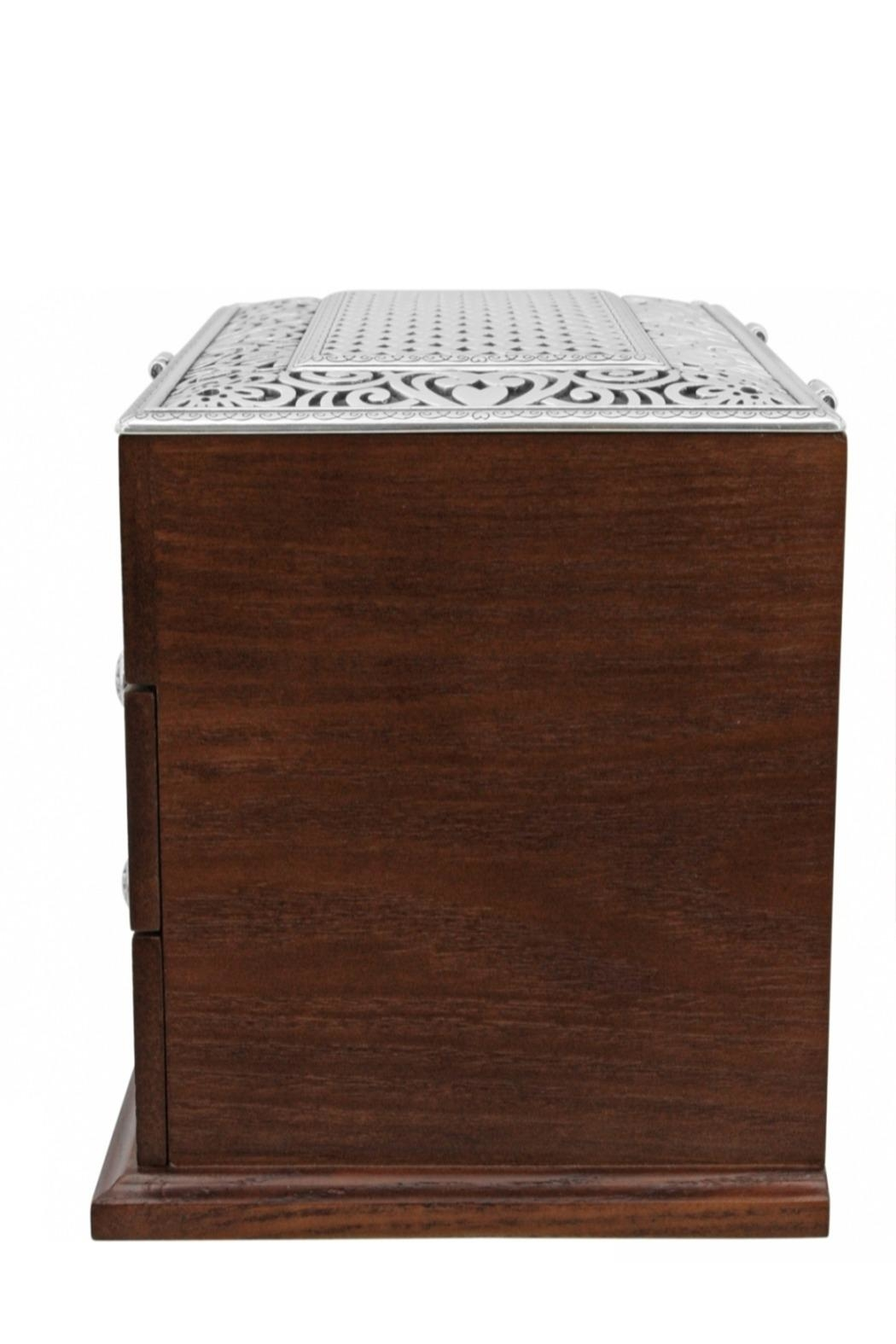 Brighton Lacie Daisy Jewelry Chest - Front Full Image