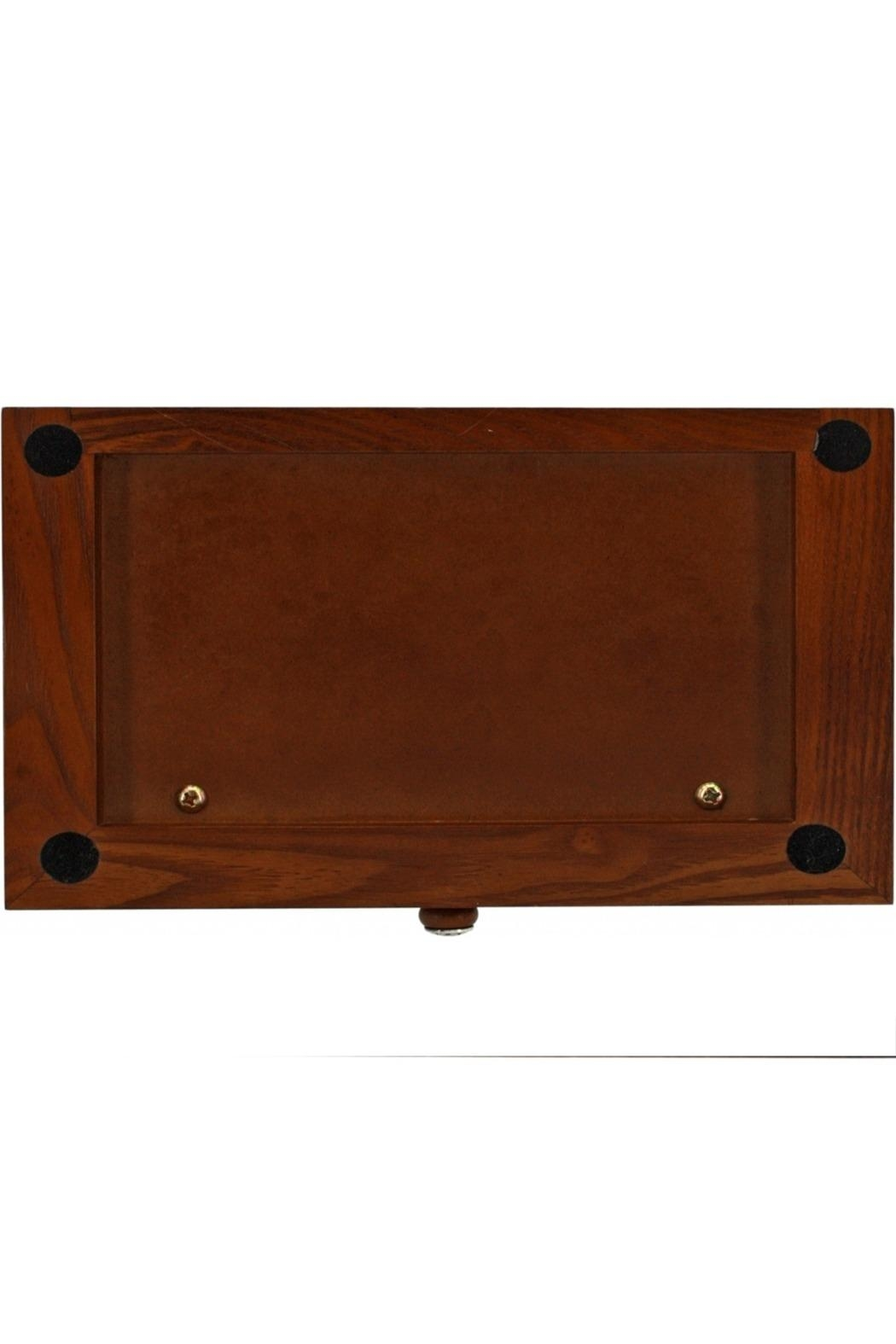 Brighton Lacie Daisy Jewelry Chest - Back Cropped Image