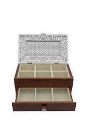 Brighton Lacie Daisy Jewelry Chest - Other