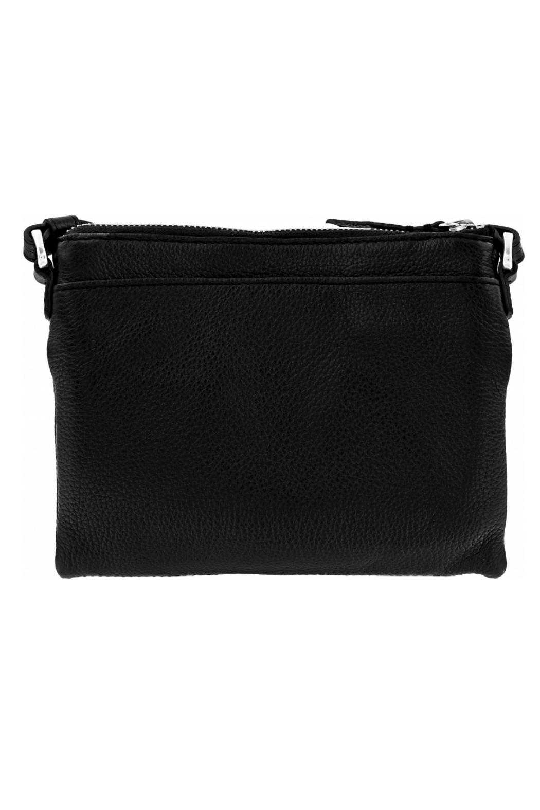 Brighton London-Groove Double-Zip Organizer - Side Cropped Image