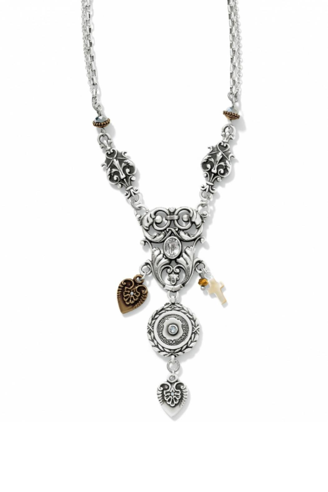 Brighton Long Cathedral Necklace - Main Image