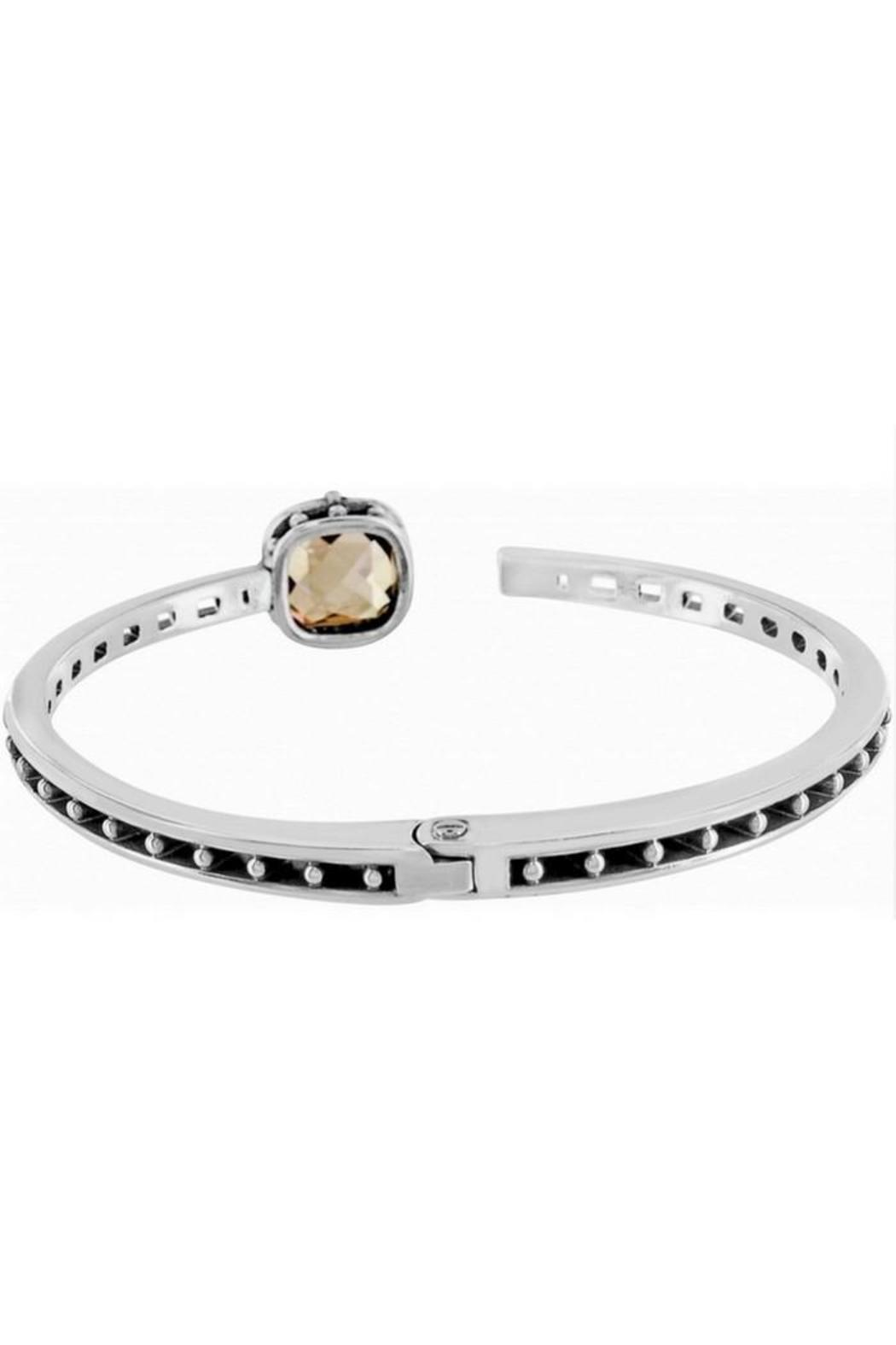 Brighton Loveable Hinged Bangle - Front Full Image