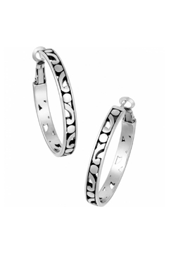 Brighton Medium Hoop Earrings - Product List Image