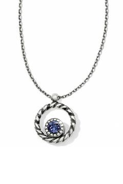 Brighton Mini Reversible Necklace - Product List Image