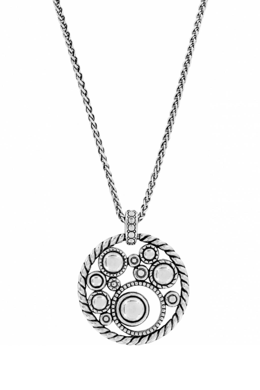 Brighton Multicolor Halo Necklace - Side Cropped Image