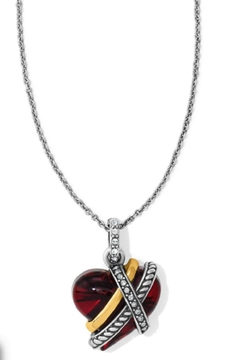 Shoptiques Product: Neptune's Rings Sweetheart Necklace