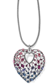 Brighton One-Love Convertible-Heart Necklace - Product Mini Image