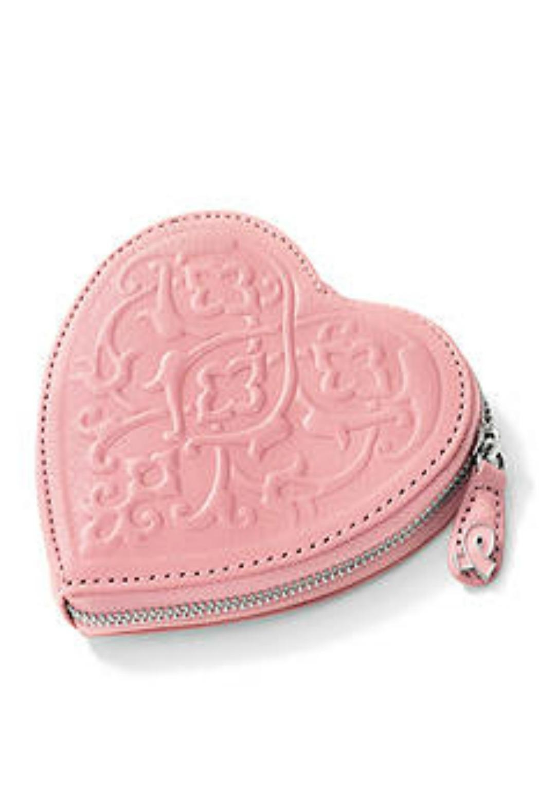 Brighton Power-Of-Pink Coin Purse - Front Cropped Image