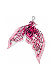Brighton Power Of Pink Scarf Fob - Product Mini Image