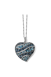 Brighton Reversible Heart Necklace - Product Mini Image