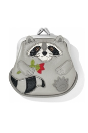 Brighton Roxy Raccoon Coin-Purse - Front cropped