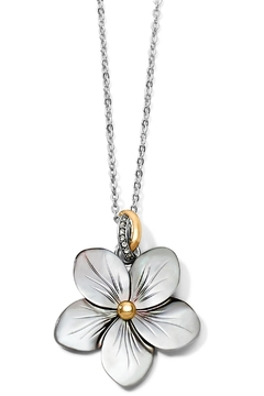 Brighton Shell Flower Necklace - Product List Image