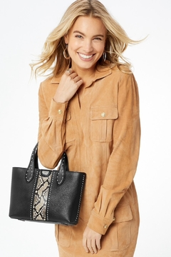 Shoptiques Product: Zoey Sm-Convertible Tote