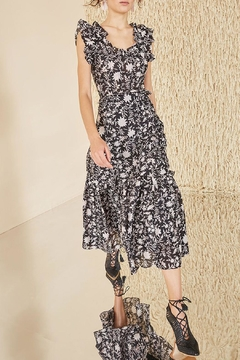 Ulla Johnson Brigitte Organza Dress - Product List Image