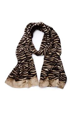 Shoptiques Product: Earth Lines Scarf