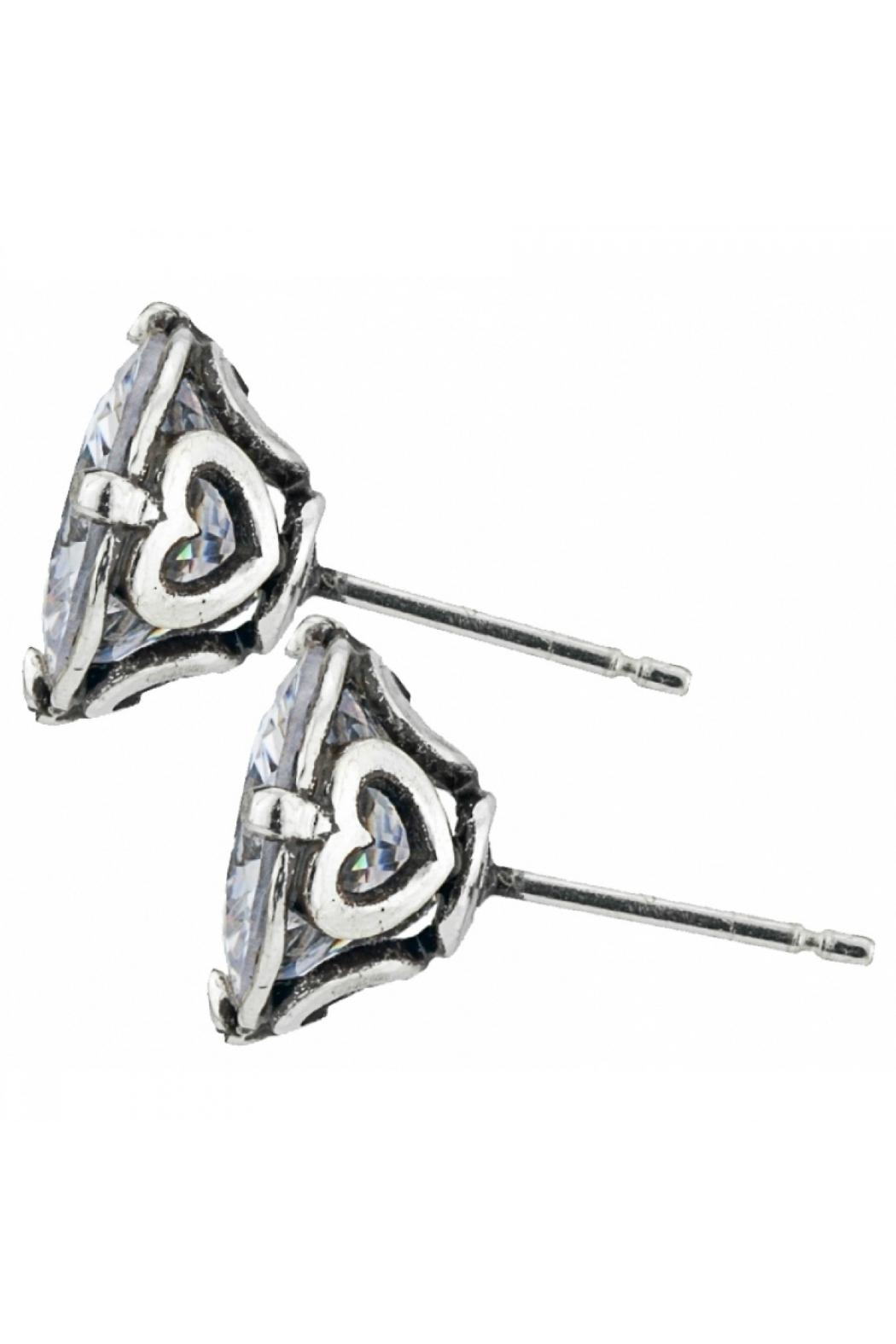 Brighton Brilliance 9mm Post-Earrings - Front Full Image