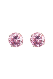 Diane's Accessories Brilliant Cut Earrings - Product Mini Image