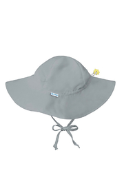 Green Sprouts Brim Sun Protection Hat - Grey - Product Mini Image
