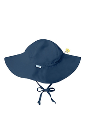 Green Sprouts Brim Sun Protection Hat - Navy - Product Mini Image