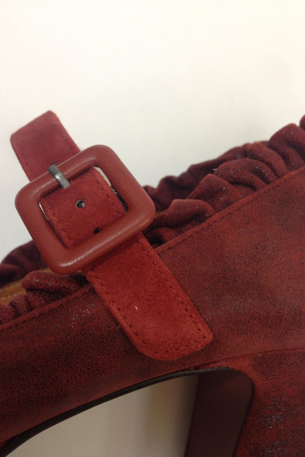 Chie Mihara Brique Stunning Shoe - Side Cropped Image