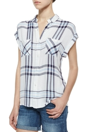 Rails Britt Plaid Top - Product Mini Image