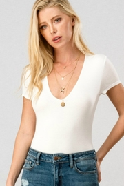 trend notes BRITTANY BODYSUIT - Front cropped