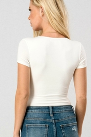 trend notes BRITTANY BODYSUIT - Side cropped