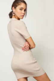 Line & Dot Brittany Ribbed Mini Dress - Product Mini Image
