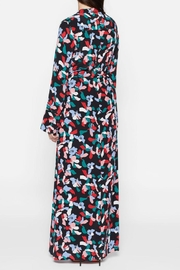 Equipment Britten Maxi Dress - Front full body