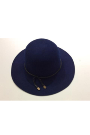 DiJore Broad brimmed hat - Front cropped