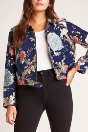 Jack by BB Dakota Brocade Betty Jacket - Product Mini Image