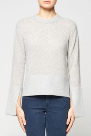 Brochu Walker Cashmere Ivy Crew Sweater - Product Mini Image