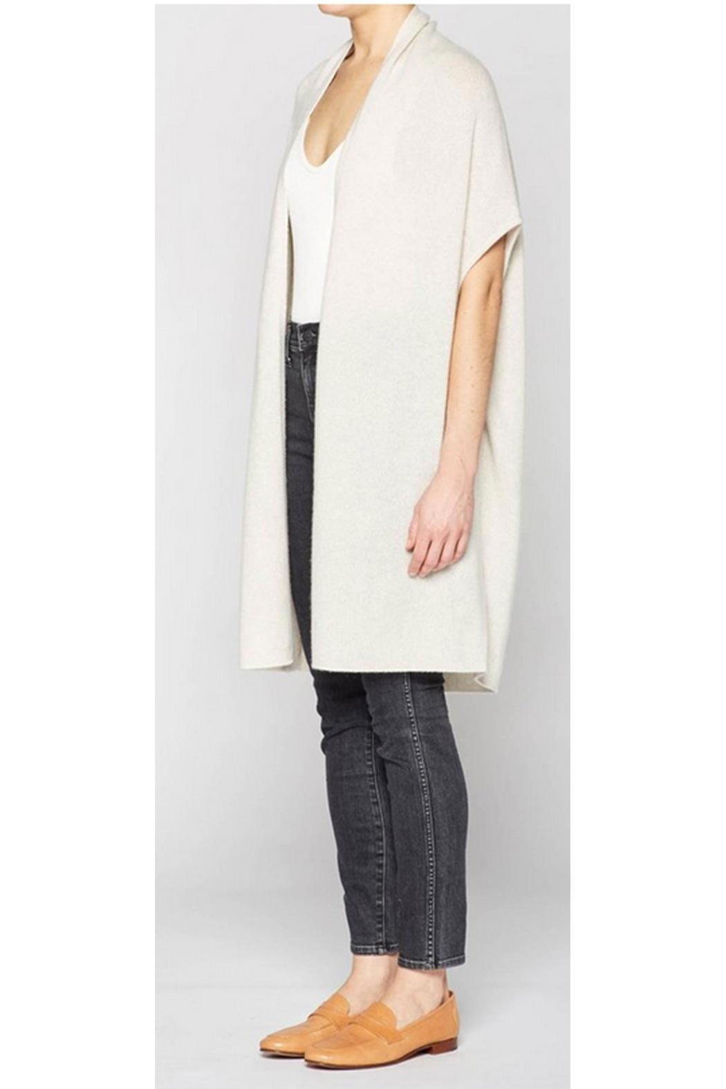 Brochu Walker Cloud Cashmere Wrap - Front Full Image