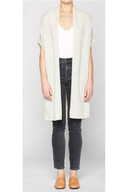 Brochu Walker Cloud Cashmere Wrap - Front cropped