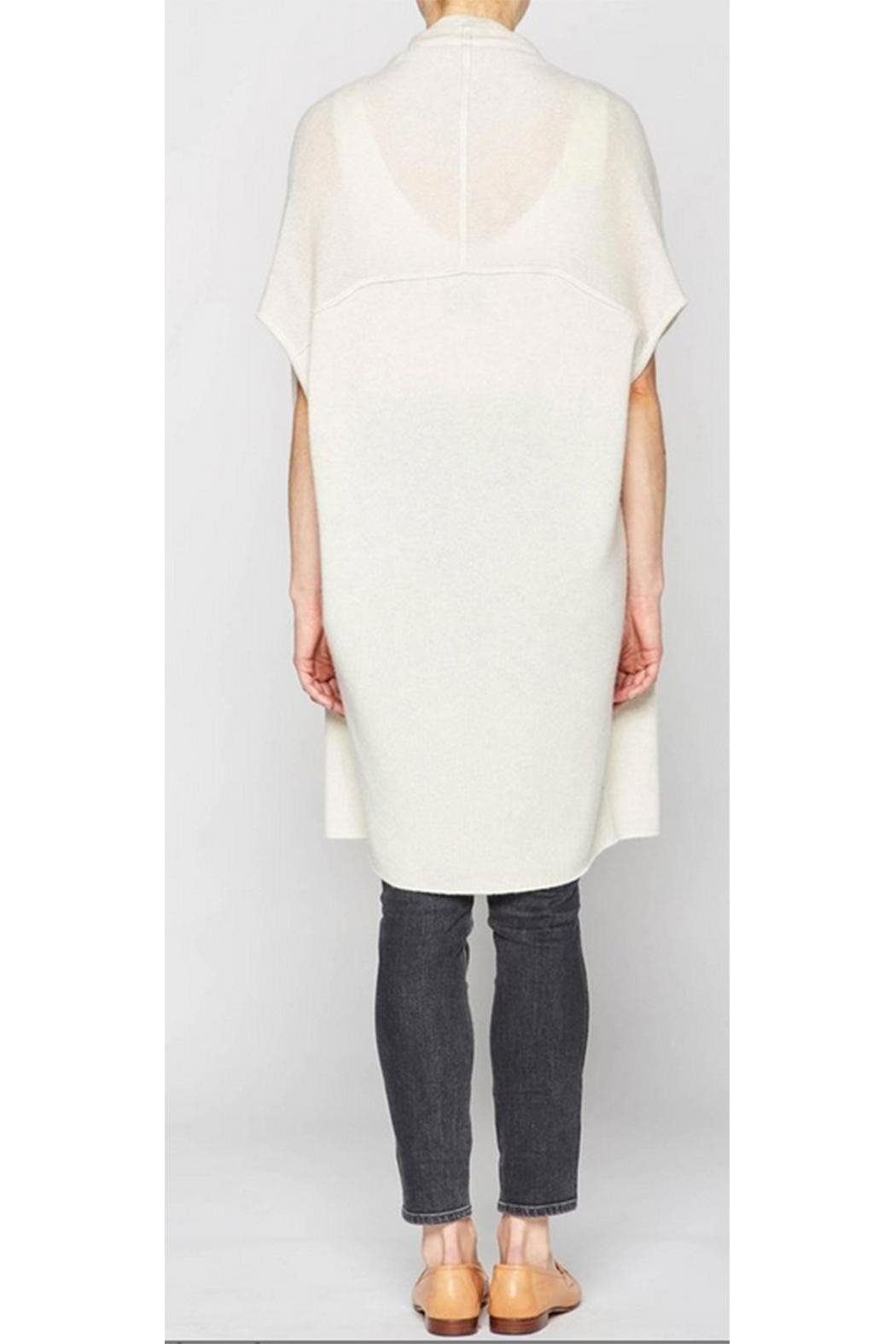 Brochu Walker Cloud Cashmere Wrap - Side Cropped Image