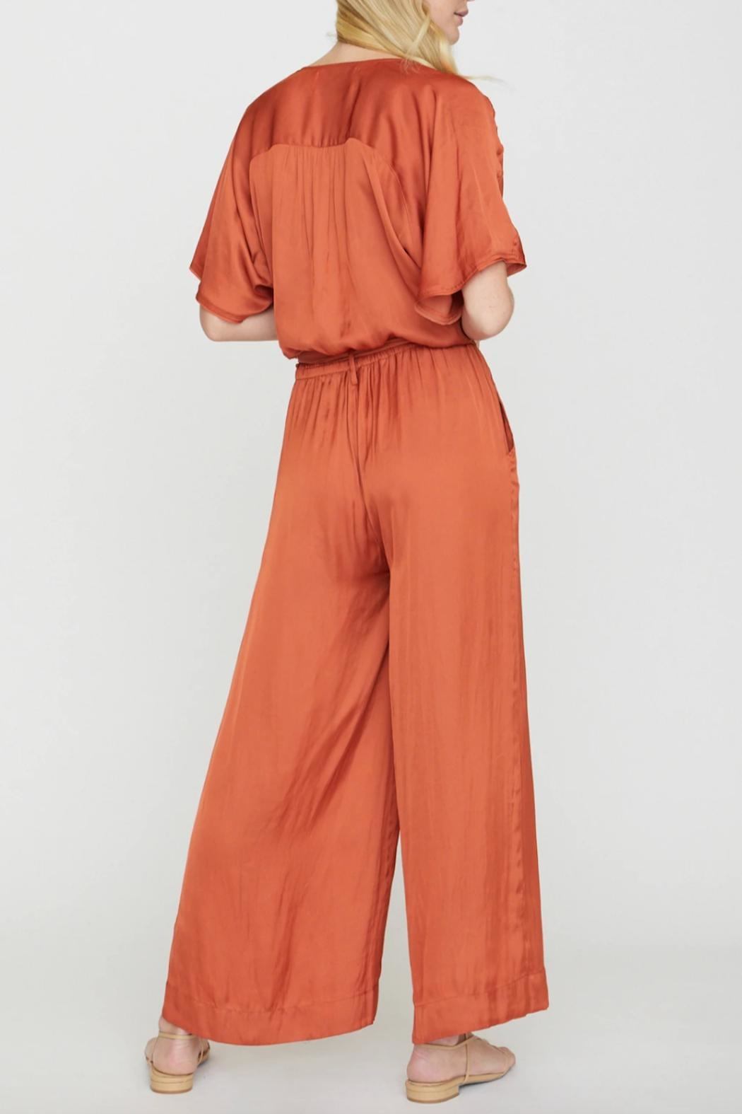 Brochu Walker The Ally Jumpsuit - Side Cropped Image