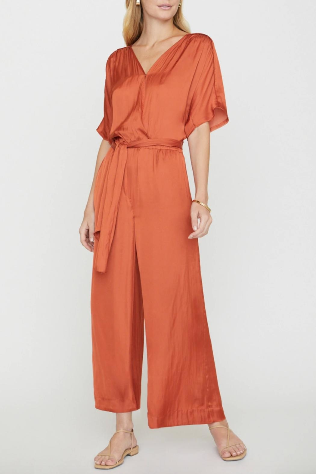 Brochu Walker The Ally Jumpsuit - Front Cropped Image