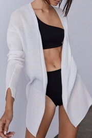 Brochu Walker The Nima Cardigan - Back cropped