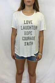 Brokedown Love Laughter Hope - Front cropped